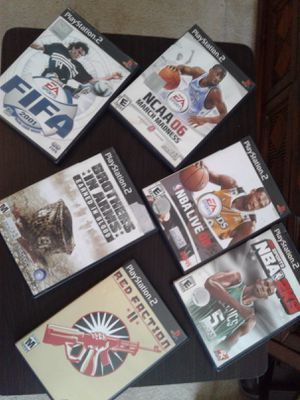 PS2 Games for Sale in Kennesaw, GA