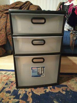 Sterilite 3 drawer organizer for Sale in Austin, TX