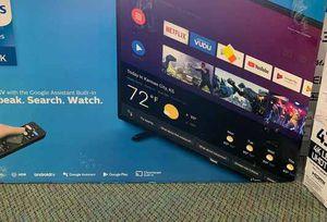 """Brand New Philips 43"""" TV! Open box w/ warranty RV for Sale in Seal Beach, CA"""