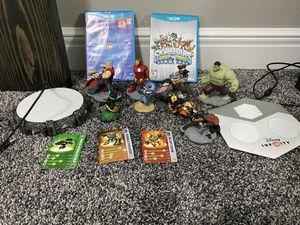 Disney Infinity & Skylander Swap Force Nintendo Wii & Wii U for Sale in Springfield, MO