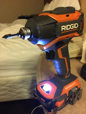 Ridgid Compact Drill for Sale in Myrtle Beach, SC
