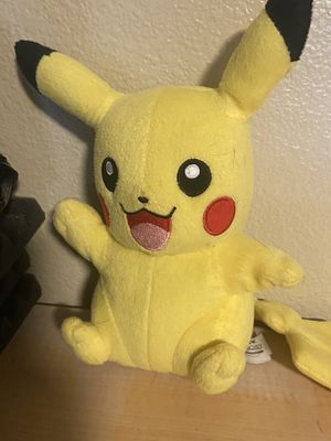 Pikachu Plushie for Sale in Los Angeles, CA