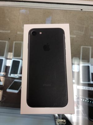 Brand new iPhone 7 Black 32GB AT&T, Cricket Special deal for Sale in Henrico, VA