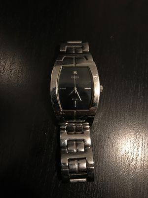 Guess steel watch for Sale in Arlington, VA