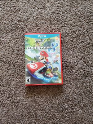 Mario Kart 8 for Wii U for Sale in Pasco, WA