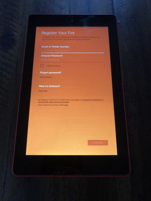 Amazon Fire 7 Tablet 7th Gen (2017) for Sale in Vancouver, WA