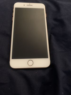 256 gb , iPhone 8 Plus, AT&T, excellent condition, no cracks and works well. for Sale in Miami Beach, FL