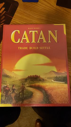 Catan board game - sealed for Sale in Richland, WA