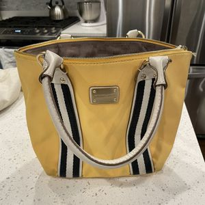 Michael kors Canvas Purse Bag Tote for Sale in Chicago, IL