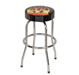 Arcade Swivel Padded Stool Shop for Sale in Placentia,  CA