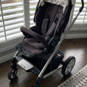 Nina Mixx Stroller With Car Seat Adaptor for Sale in Compton, CA