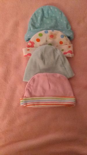 Baby hats/Gorros para bebe for Sale in Vancouver, WA