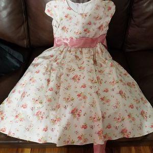 Girls Size 12 Flower Dress for Sale in Fontana, CA