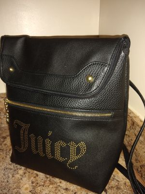 JUICY COUTURE Black Mid Backpack NEW for Sale in Hampton, GA