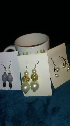 Hand made Earrings for Sale in Belden, MS