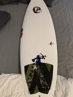 Surfboard - Placebo 5'11 quad for Sale in Milwaukie,  OR
