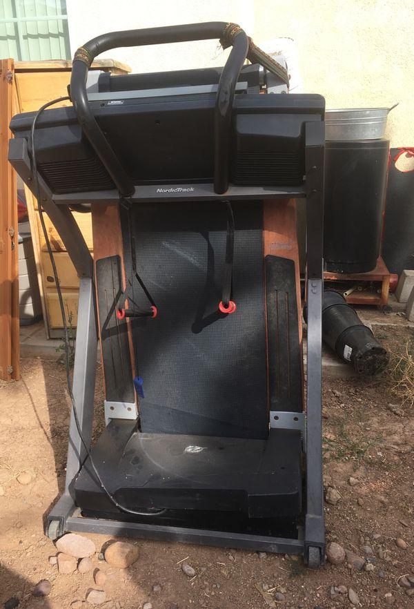 NordicTrack treadmill..$200... OBO