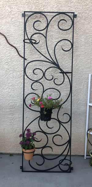Wrought Iron Plant Holder for Sale in North Las Vegas, NV