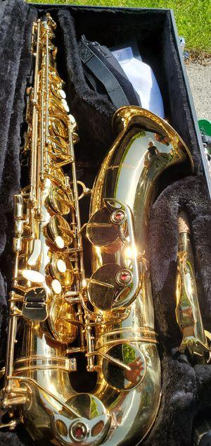 Antigua Winds Tenor Sax (marked down) for Sale in Richland, WA