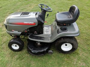Craftsman riding mower for Sale in Smithfield, NC