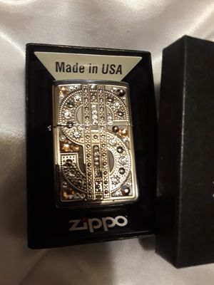 Authentic Zippo $40- for Sale in Los Angeles, CA