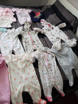 Baby's clothes 0 to 3 month for Sale in Springfield, VA