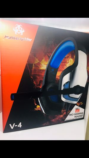 Gaming headphones for Sale in West Springfield, MA