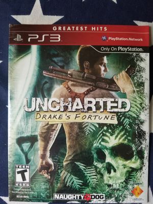 Uncharted Drake's Fortune NEW (PS3) for Sale in US