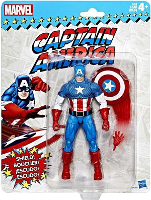 Marvel Legends Avengers Retro Captain America for Sale in Harwood Heights, IL