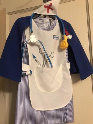3t-5t nurse costume for Sale in Woodinville, WA