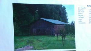11.61 ACRES OF LAND WITH FIVE STALL BARN for Sale in Church Hill, TN