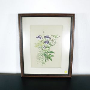 Framed Print of Flowers (1037160) for Sale in South San Francisco, CA