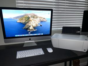 Late 2013, 27 inch iMac w/ 5k Retina Display for Sale in Keizer, OR