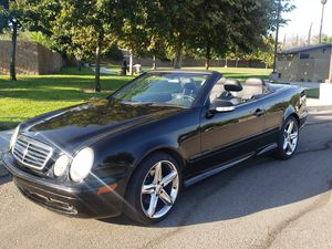 Mercedes clk 430 convertible for Sale in Fontana, CA