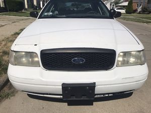 2004 Ford Crown Victoria Police Interceptor for Sale in Brook Park, OH