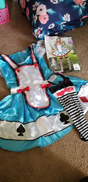 Alice in wonderland costume for Sale in Norfolk, VA