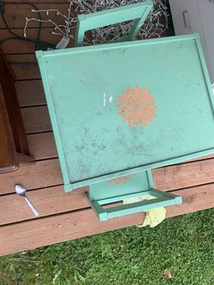 play table for kids, chair, little kitchen for Sale in Tacoma, WA