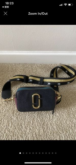 MARC JACOBS Crossbody Snapshot Bag for Sale in MARTINS ADD, MD