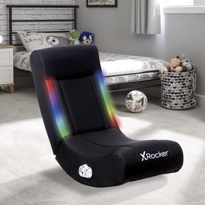 Solo Led Floor X Rocker Gaming Chair 2.0 Wired Audio System LED Lighting for Sale in Whittier, CA