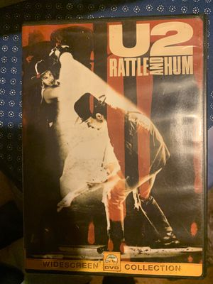 U2 dvd for Sale in Spartanburg, SC