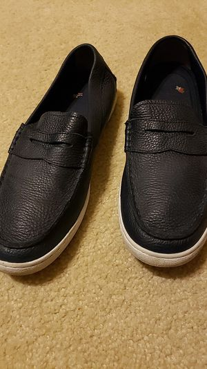 Cole Haan Navy Blue Leather Loafers 11 for Sale in Stockbridge, GA