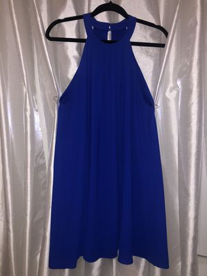 ROYAL BLUE DRESS FOR SALE for Sale in Fullerton, CA