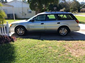 2004 Subaru Outback. 181,000 miles, runs good, excellent A/C, good tires, clean interior. 2500.00 or best offer for Sale in Valrico, FL