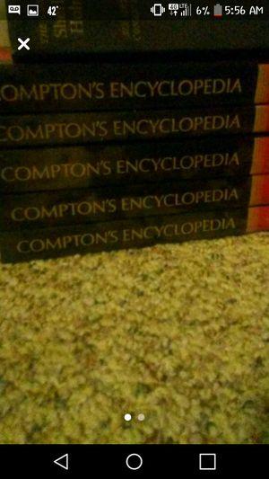 Compton's encyclopedia full set for Sale in Menomonie, WI