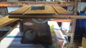 Vintage Craftsman Table Saw for Sale in La Center, WA