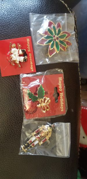 christmas pins for Sale in Sunnyvale, CA