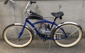 Schwinn 50cc four stroke gas powered bicycle for Sale in Northbridge, MA