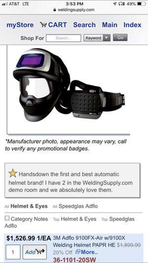 Welding helmet for Sale in Jacksonville, FL