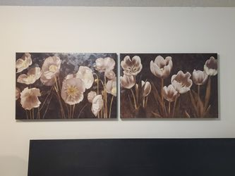 Two Canvas Portraits for Sale in Evergreen,  CO