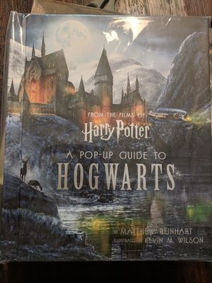 Harry Potter Pop-up Book for Sale in Vancouver, WA